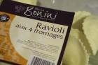 Ravioli au 4 fromages
