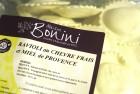 Ravioli au fromage de Chêvre et Miel de Provence